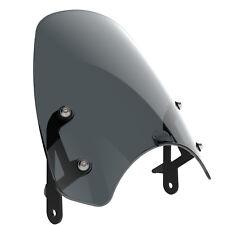 Moto Guzzi V9 - Dart Classic Flyscreen in Dark Tint