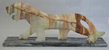 Tiger ? Stone Art Sculpture Statue Figure Figurine