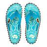 Gumbies Turquoise Zehentrenner Flip-Flops Sandale türkis