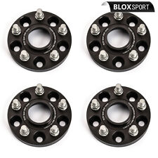 Front 15mm x2 Rear 20mm x2 Forged Wheel Spacers 5x114.3 for Tesla Model 3