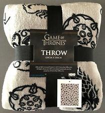 Game Of Thrones Fleecedecke Kuscheldecke Tagesdecke Überwurf Sofadecke Wohndecke