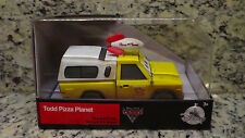 Disney Store Exclusive Pixar Cars 3 Todd Pizza Planet Toyota large 1:43 diecast