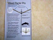 Weed Razer Razor Pro Remove Cut Weed Grass Cutter Removal in Lake Pond Water Way