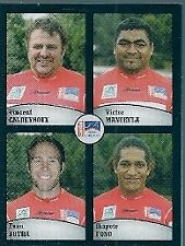 VIGNETTE / IMAGE / STICKERS PANINI--RUGBY 2009 N° 429 / --NEUF