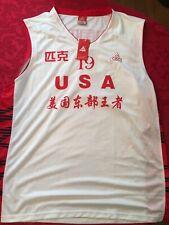 Professional Basketball American Chinese Jersey