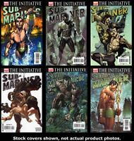 Sub-Mariner 1 2 3 4 5 6 Marvel 2007 Complete Set Run Lot 1-6 VF/NM
