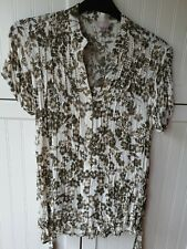 Ladies blouses size 16 used by new look