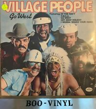 Village People Go West (Mercury 9109 621) 1979 UK Pressed Disco Vinyl YMCA Ex+