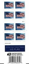 ONE BOOK OF 20 U.S. FLAG 2019 USPS FIRST CLASS FOREVER POSTAGE STAMPS / #P1111