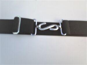 heavy duty black adults  snake belts 30mm wide fits 30 to 44 inch waist