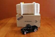 The Danbury Mint Diecast 1:24 1935 Ford Pickup Black with Box