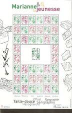 2013 Bloc N° F 4774 A feuillet Multitechnique MARIANNE DE CIAPPA   NEUF**LUXE