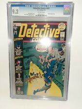DC Detective Comics 421 Cgc 9.2 1972 Neal Adams Cover FREE SHIPPING