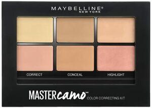 Maybelline Master Camo Color Correcting Concealer Kit 02 MEDIUM 6.5 g