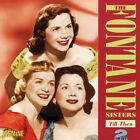 THE FONTANE SISTERS - TILL THEN - THE FONTANE SISTERS - 2 CD NEU