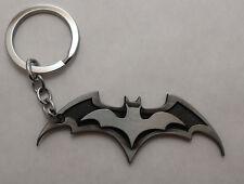 Batman Bat Logo Metal Keychain