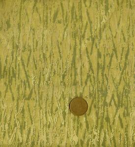 Makower Geisha Girls Texture 3268mgy Ochre Yellow/Green 100% Cotton Fat Quarter