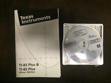 Texas Instruments Resource Cd and Manual v. 2.8 (03/2003) Windows/Macintosh