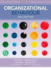 Organizational Behaviour,Ray French, Charlotte Rayner, Gary Rees, Sally Rumbles