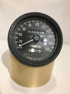 Yamaha Rd 250 Speedo Speedometer 1975 E10623/B152