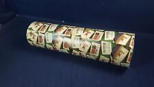 """Vintage Country Store Wrapping Paper Roll 27 Lbs U.S. States Duck Stamps 24"""""""