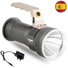 Linterna Lampara recargable Led CREE Q5 DE Camping vigilancia en aluminio
