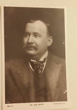 Pre - WW1 RP Theatre Postcard: ACTOR - BEN DAVIES ( No.2601 B)