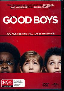Good Boys DVD NEW Region 4