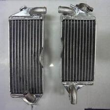 Paire de radiateurs Usine Radiateur droit gauche Kawasaki 500 KX 88-04 radiators