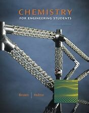 William H. Brown and Lawrence S. Brown: Chemistry for Engineering Students by...