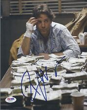 RUSSELL CROWE SIGNED 'AMERICAN GANGSTER' 8X10 PHOTO AUTOGRAPH PSA/DNA COA