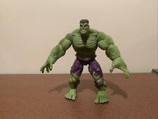 "2008 Hasbro Marvel Legends Classic Hulk 6"" Figure Fin Fang Foom BAF Series"