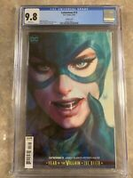 Catwoman #13 CGC 9.8 NM Artgerm Lau Cover DC Joker Batman