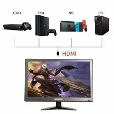 Monitor LED LCD HD HDMI Widescreen Gaming Display 12 Inch IPS Computer!
