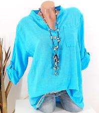 Sheego Shirt Sweatshirt Langarm Gr 539 44//46-56//58