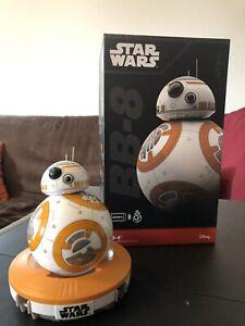 Sphero Star Wars BB-8 - Original Boxes w/ Power Base - Tested & Working