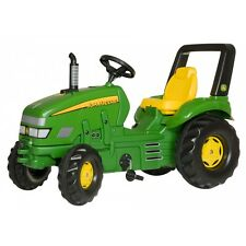 Rolly Toys John Deere rollyTrac X-Trac Traktor 035632 Trettraktor grün