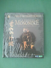 The princess mononoke-Collection Ghibli Deluxe-Digibook Blu-ray + DVD-Anime