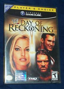 WWE: Day of Reckoning -  Nintendo GameCube  - NEW SEALED