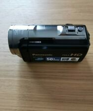 Panasonic HC-V500 Camcorder. Good used condition will require an sd card.