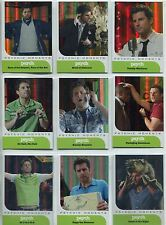 Psych Seasons 1-4 Complete Psychic Moments Chase Card Set PM1-9