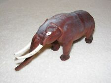 "1989 Vintage Imperial 8"" Woolly Mammoth Toy China Guc"