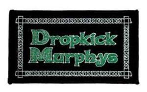 "Dropkick Murphy's Boxing Club Iron On Patch 4 1/2"" x 2 1/2"" Licensed P0548"