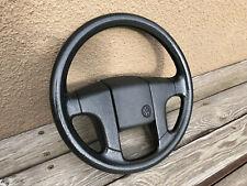 321419660 VW VOLKSWAGEN Golf Passat Jetta Steering Wheel LEATHER