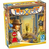Luxor Board Game - Brand New & Sealed - English Version