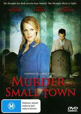 Gail O'Grady Chris Gartin MURDER IN A SMALL TOWN - TRUE STORY MYSTERY CRIME DVD