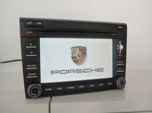 GENUINE 99764297100 Porsche 997 CAYMAN BOXSTER CD PCM3 XM Navigation Radio 911