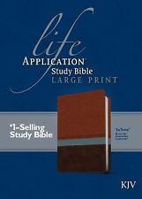 LIFE APPLICATION STUDY BIBLE [9781414391984] -  (PAPERBACK) NEW