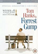 Forrest Gump Special Collectors Edition Tom Hanks 2-Disc Set Region 4 DVD EXC