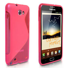 Samsung N7100/N7105 Galaxy Note 2 Pink S-Line Gel Case